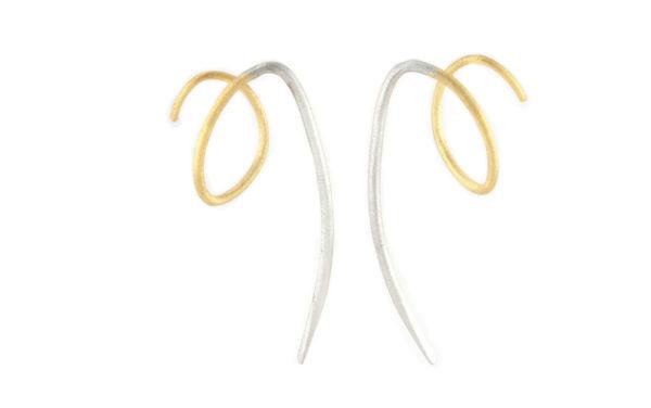 SHINKO STUDIO Ryu 流 Earrings ピアス