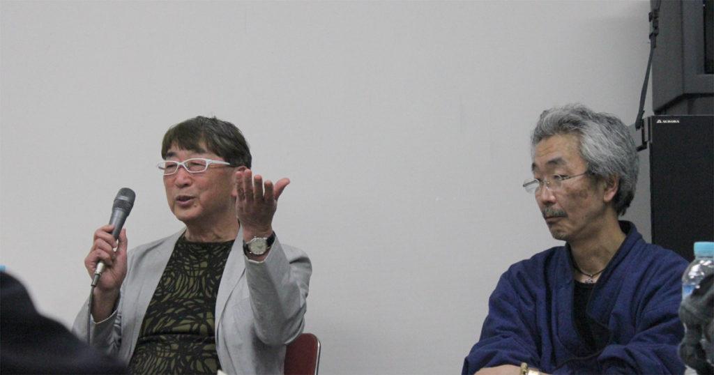 伊東豊雄 鹿島和生 ジュエリー・アーティスト・ジャパン(JAJ) トークセッション