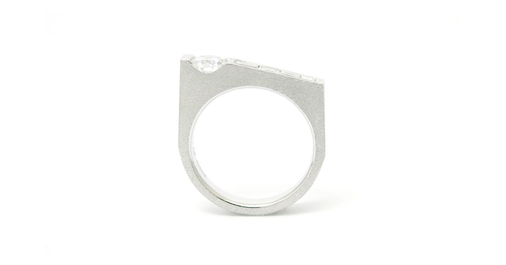 Shinko Studio Diamond ring ダイヤモンドリング オーダー シンコーストゥディオ