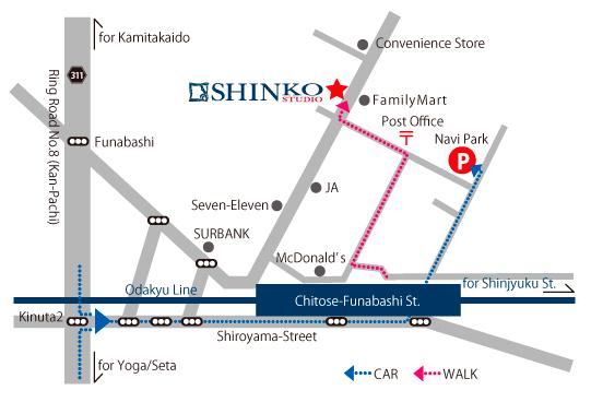 Main shop - Tokyo