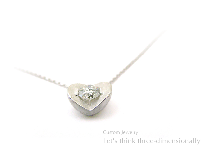 Let's think three-dimensionally SHINKO STUDIO Custom Jewelry