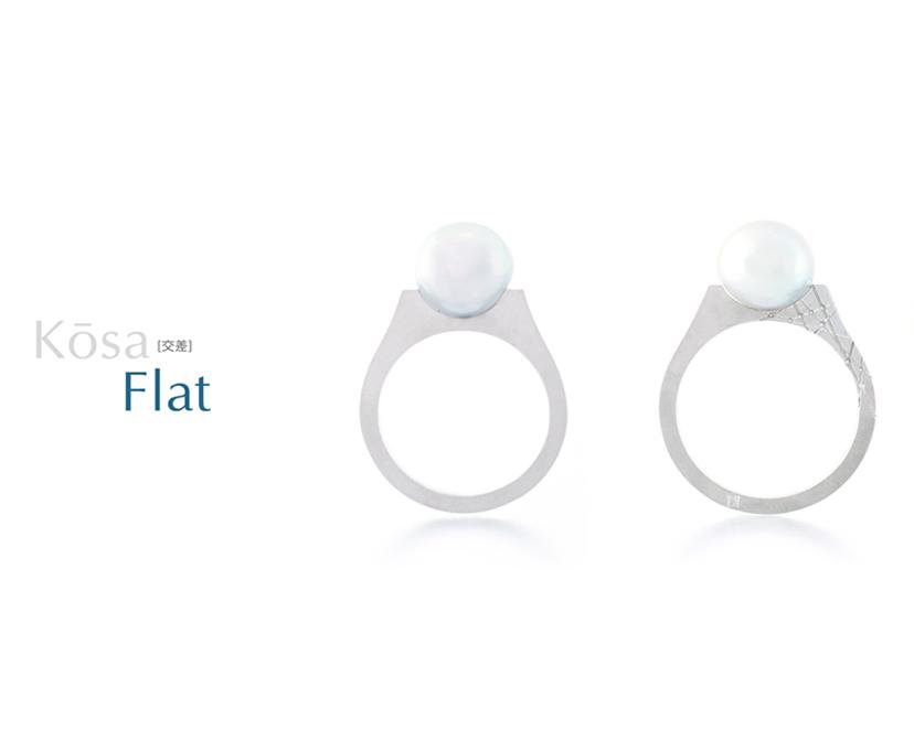 Kosa – Flat Ring SHINKOSTUDIO