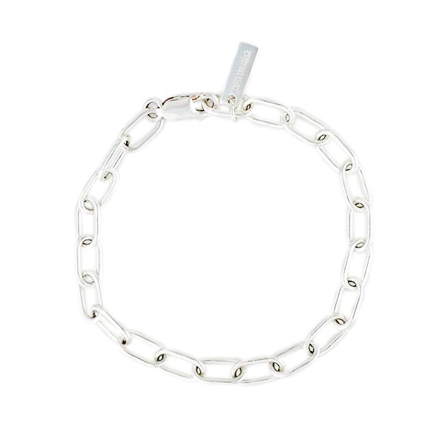 Charm Bracelet :: Oval Chain