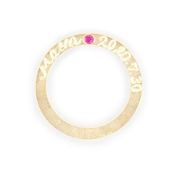 Anniversary Pendant / Ring