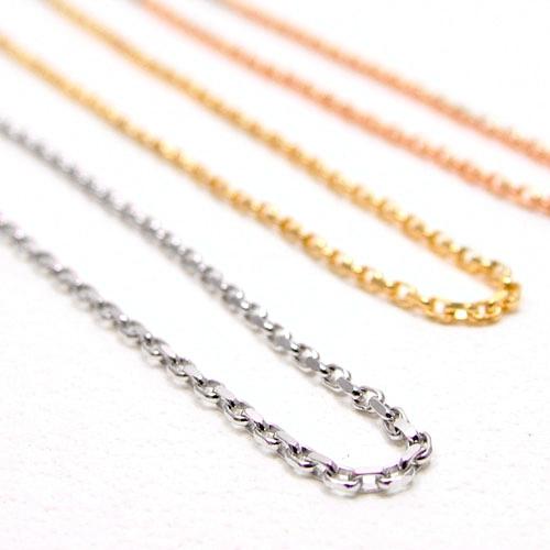 K18YG / K18WG / K18PG Chain