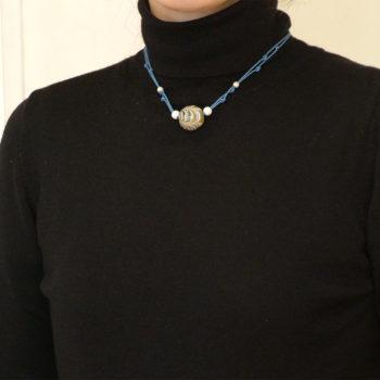 lampbeads pendant necklace 40cm