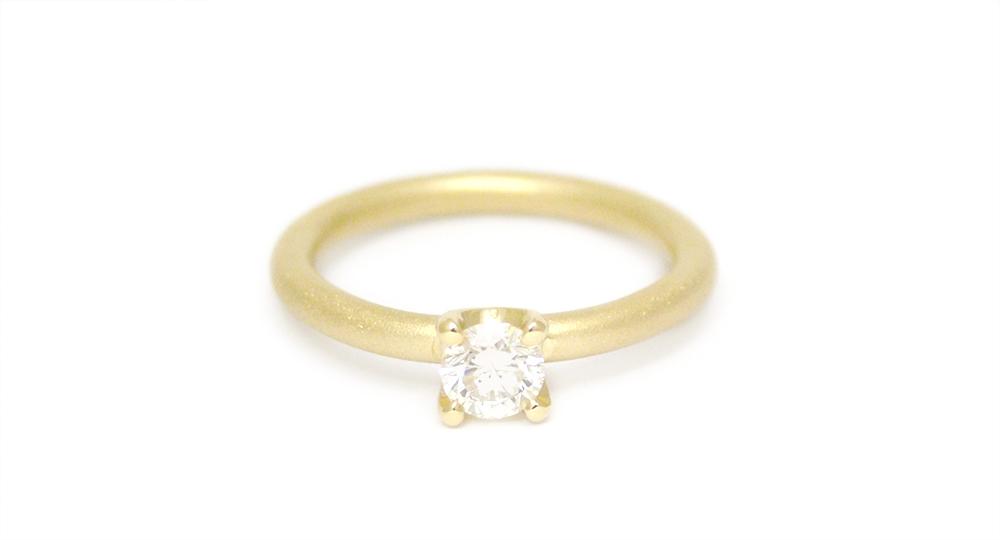 ダイヤモンド リング リフォーム Diamond custom order shinkostudio